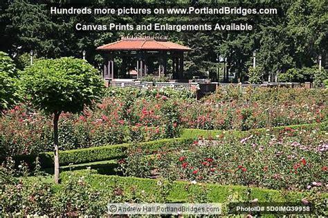 peninsula park garden portland