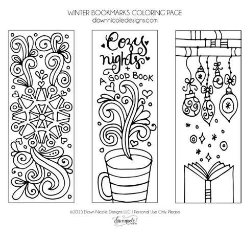 printable bookmarks to colour pdf bookmark http cf bydawnnicole com wp content uploads