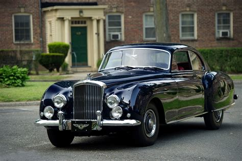 old bentley coupe 1952 bentley continental r type picture 72381