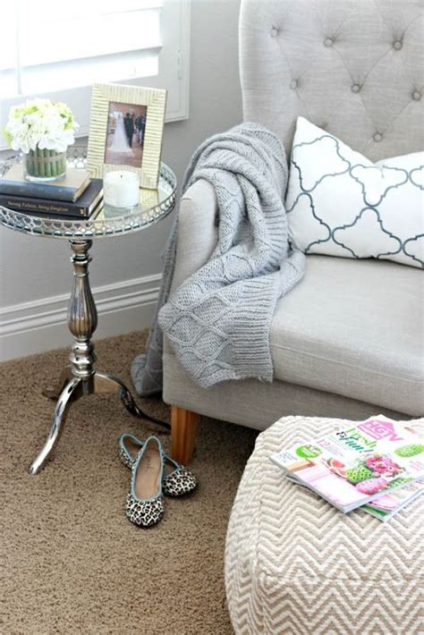 our master bedroom reading nook a reading nook gets a homegoods update with a pretty new