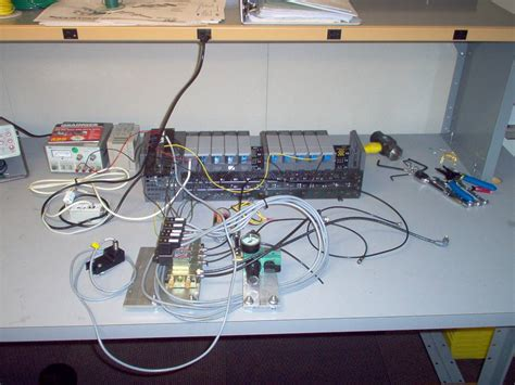 pneumatic test bench research