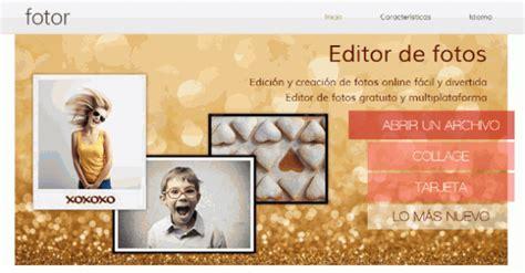 editor de fotos en linea gratis editor de fotos blog paralideres org
