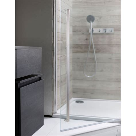 Simpsons Shower Door Simpsons Pier Hinged Shower Door 800mm