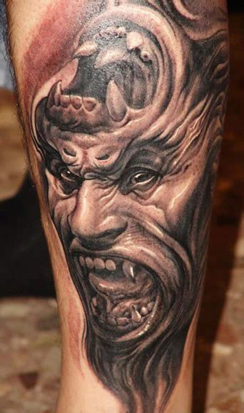 boris tattoo monsters by boris photo no 1725