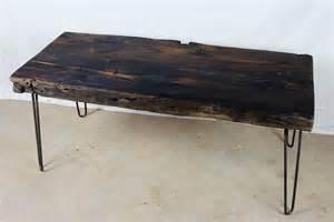 reclaimed beam coffee table reclaimed beam coffee table hairpin legs jodi kurtz