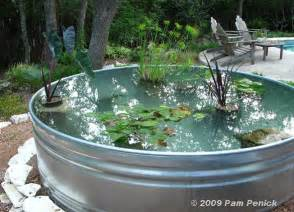 Digging A Backyard Pond 20 Impressive Diy Water Feature And Garden Pond Ideas