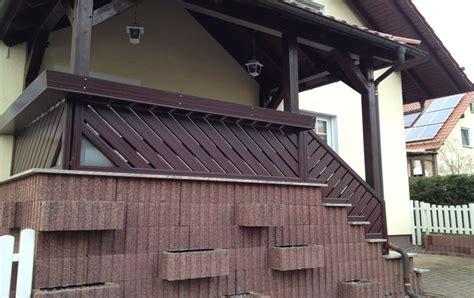 kabel geländer idee balkon gel 228 nder