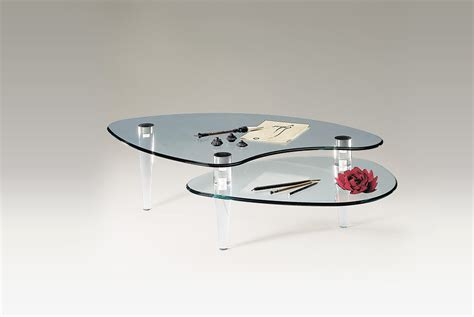 Table Basse Ovale Verre by Table Basse Ovale Plexiglas Verre