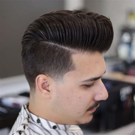 asian comb back hair asian comb over hairstyle fade haircut