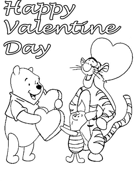 valentine color page 25 valentines day coloring pages coloringstar