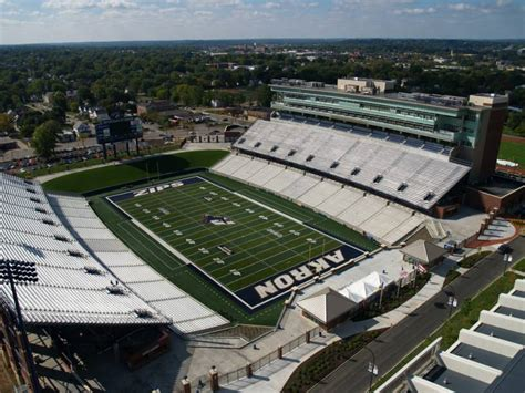 Home Design Center Miami University Of Akron Football Stadium Student Housing And
