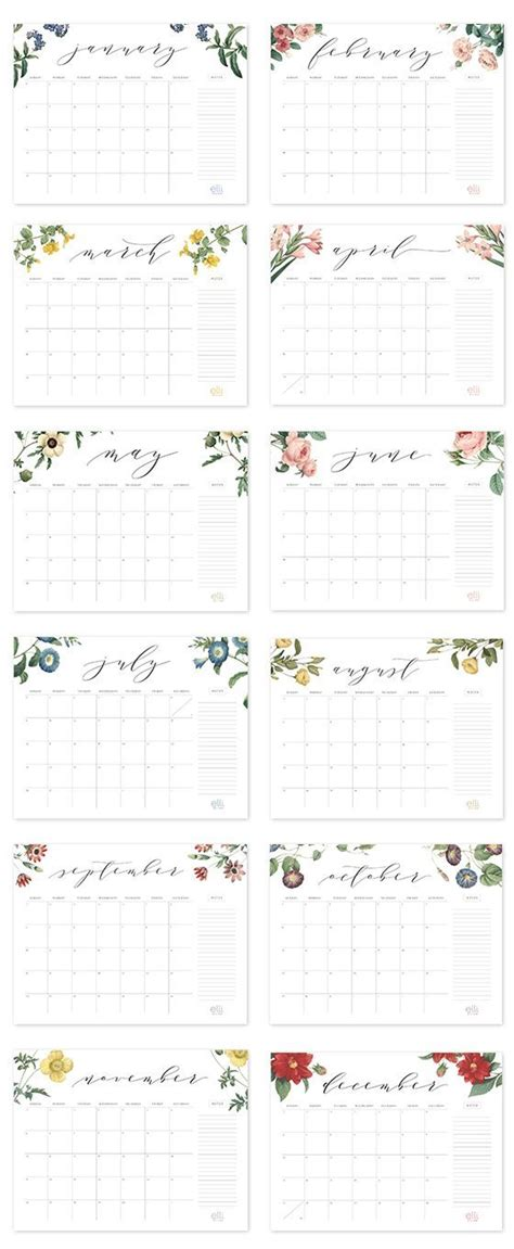 printable calendar ca de 25 bedste id 233 er inden for printable calendars p 229