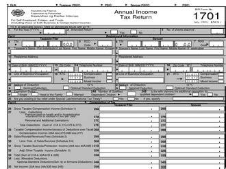 New Bir Form 1701 Excel | bir form 1701 new bir form 1701 new