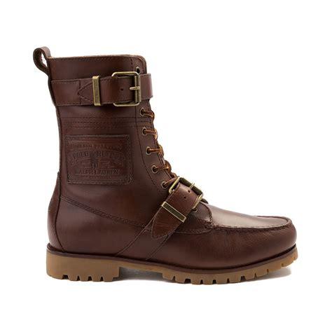 polo boot mens radborne boot by polo ralph light brown 869700