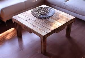 Rustic Pallet Coffee Table Pallet Rustic Coffee Table Things Made Out Of Pallets