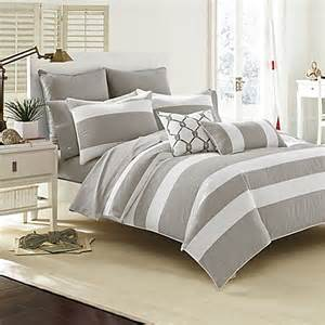 buy southern tide 174 breakwater twin comforter set in nautical grey from bed bath beyond