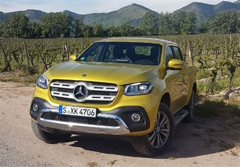model units unveiled at century city s ten we drive the new mercedes x class bakkie wheels24