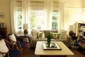 Living Room Curtain Ideas Indoor Curtain Ideas For Living Room Window Treatments Windows Treatment Bay Window Curtain