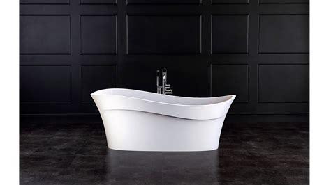 And Albert Bathtub by Pescadero Curved Freestanding Bath Albert