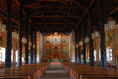 Church Interior by File Concepcion Church Interior Jpg