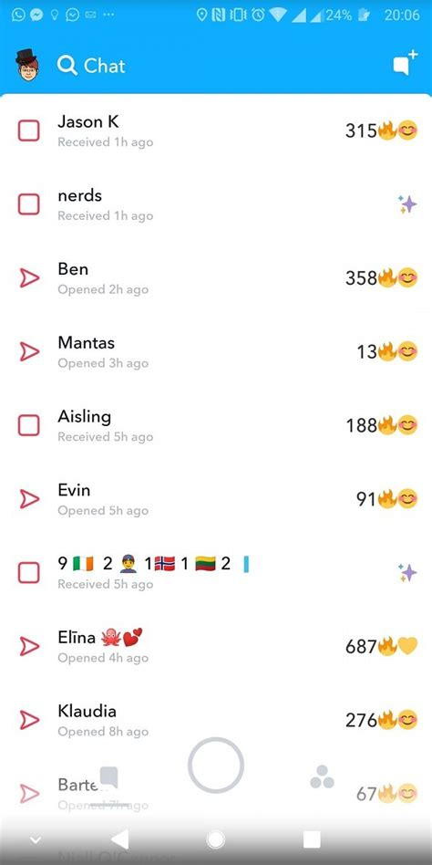 can you see snapchat bestfriends on the new update download last snapchat apk before the ugly redesign