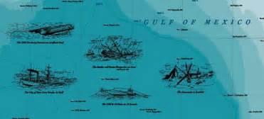florida gulf shipwreck chart nautical map ebay