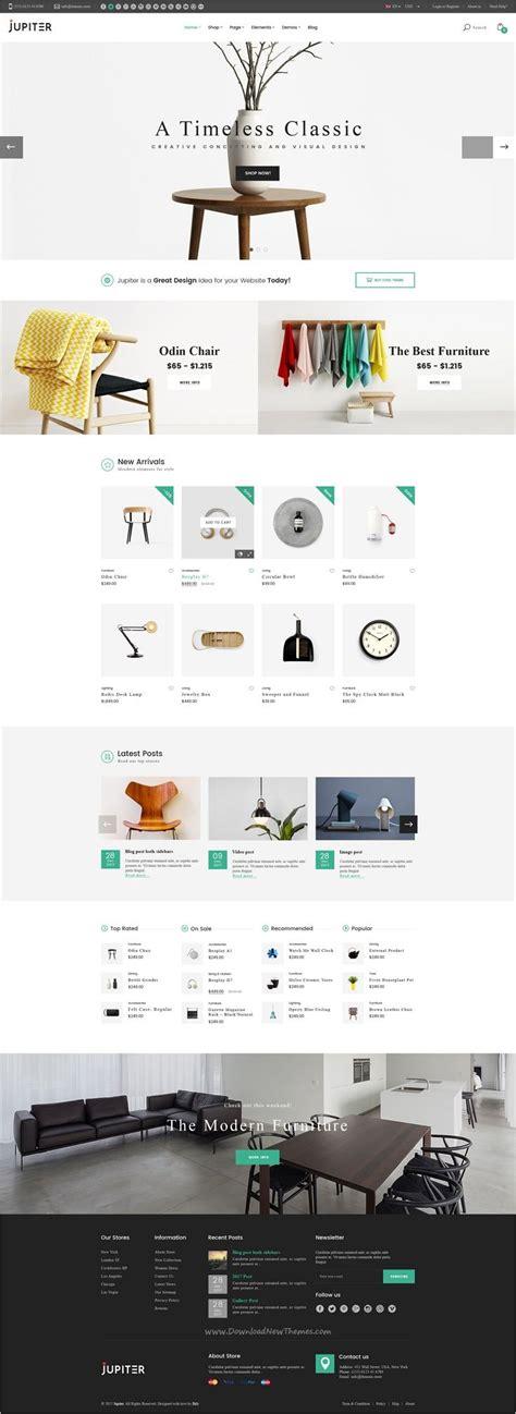 themeforest jupiter the 25 best homepage template ideas on pinterest psd