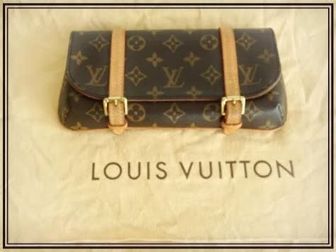 closer  louis vuitton monogram marelle hip waist bag