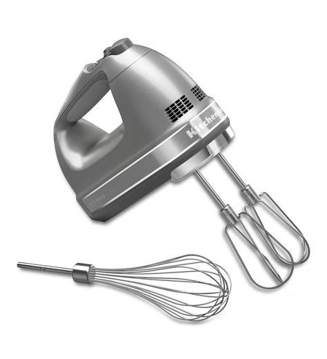 7 Speed Hand Mixer (KHM7210CU Contour Silver)
