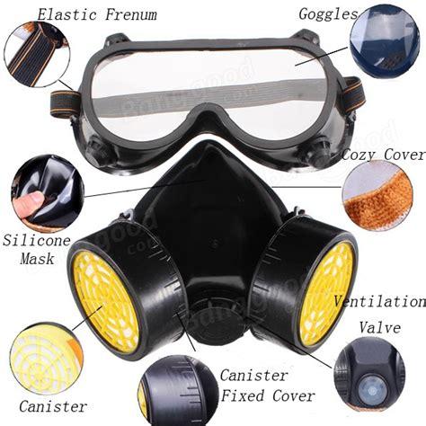 los ojos o 237 dos nariz boca collection arte vectorial de filtro de protecci 243 n m 225 scara de gas de dos respirador gas