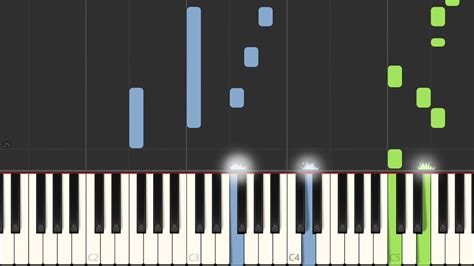 tutorial piano zombie bad wolves zombie piano tutorial synthesia youtube