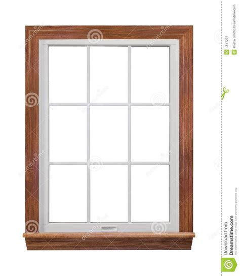 Efficient House Plans contemporary window frame royalty free stock photography