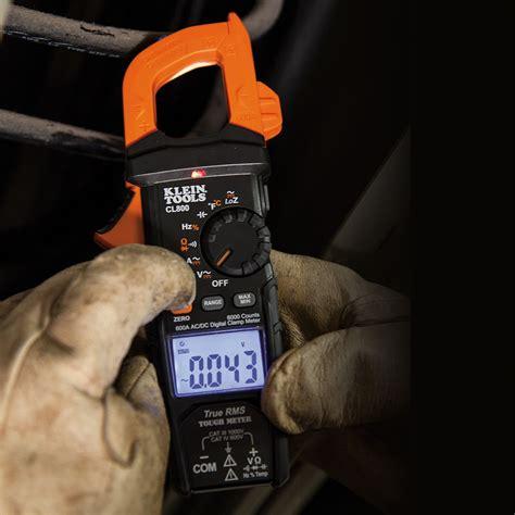 Appa Ac Dc Cl Meter A3dr digital cl meter ac dc auto ranging cl800 klein