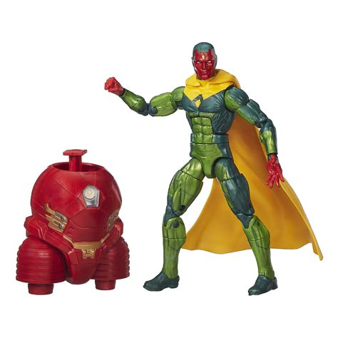 Vision Comic Version Marvel Legends Infinite Series Tinggi 6 Inch official press images of marvel legends infinite series wave 3 figures 171 pop critica