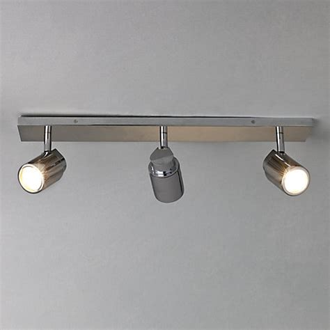 Spotlight Ceiling Bar by Buy Astro Como 3 Bathroom Spotlight Ceiling Bar Lewis