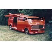 The Spirit Of 76 Dodge B 200 Custom Van – News Car And