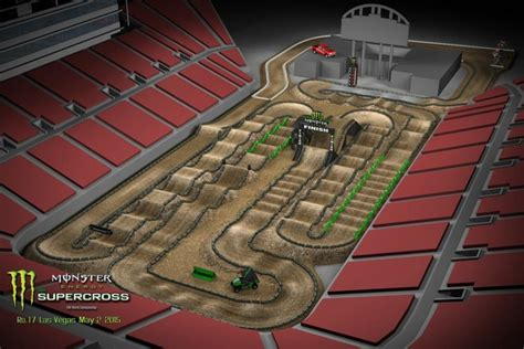 motocross race track design 2015 monster energy supercross track designs released