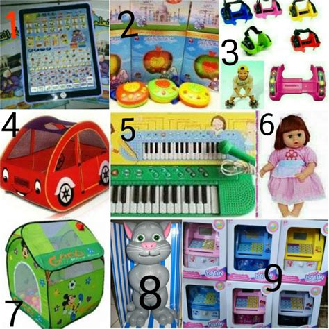 Mainan Edukasi Anak Prasekolah Mengenal Aneka Bentuk Bahan Premium 1 aneka mainan edukasi anak halaman 3 ibuhamil