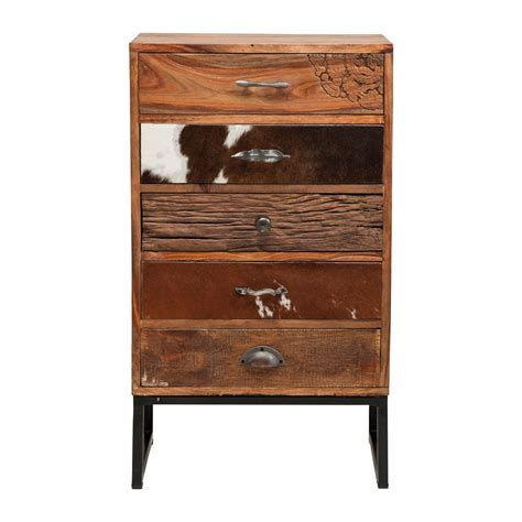 Commode Chiffonnier by Chiffonnier Rodeo 5 Tiroirs Kare Design
