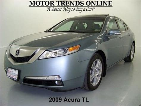 how to sell used cars 2009 acura tl security system sell used technology navigation rearcam sunroof htd seats bluetooth 2009 acura tl 34k in alvin