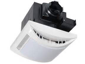ventless bathroom fan 1 1 sones 110cfm bathroom exhaust fan light