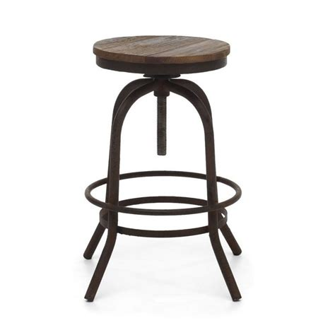 Zuo Bar Stool by Zuo Era 24 Quot 31 Quot Peaks Counter Stool In 98184