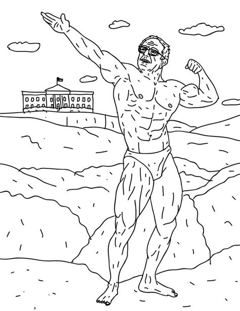 coloring book for adults buzzfeed there s now a half bernie sanders coloring book