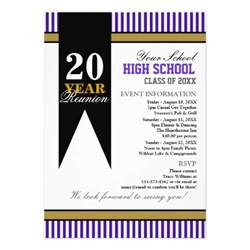 high school reunion invitation templates high school class reunion 13 cm x 18 cm invitation card