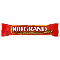 100 grand candy bar grocery aisles giant eagle