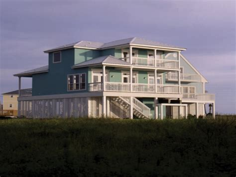Coastal House Plans Elevated Home Plans Raised House Style House Designs