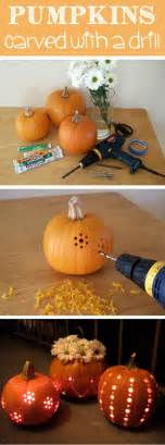 carving ideas for pumpkins on all things 60 no carve pumpkin decorating ideas