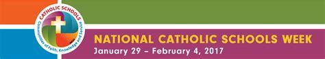 themes for education week catholic schools week