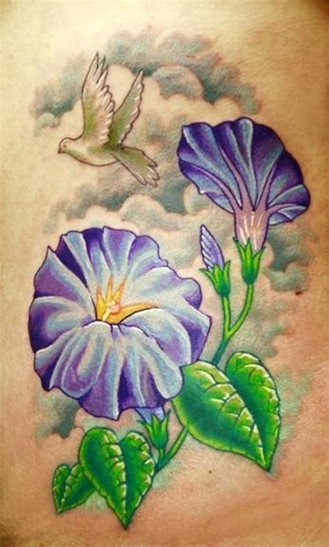 morning glory tattoo www imgkid com the image kid has it