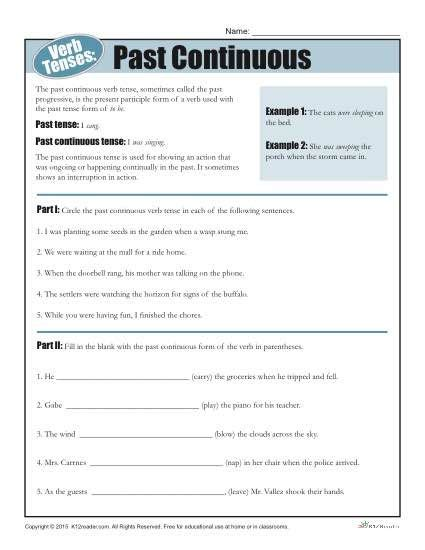 verb tense worksheets past perfect 59 best images about summer school pintarest on pinterest